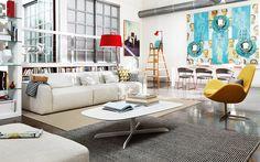 Modern Furnishing by Calligaris: italian Design furniture