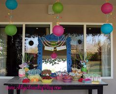 Easter Table scape @lilylaundryblog