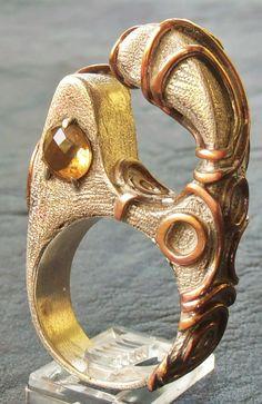Elaborado en plata 925, con un citrino facetado.. Cuff Bracelets, Bangles, Jewelry, Fashion, Jewelery, Bangle Bracelets, Jewellery Making, Jewlery, Fashion Styles