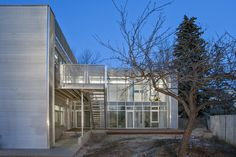 Juniper House | the marc boutin architectural collaborative; Photo: Yellow Camera | Archinect