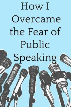 Do you have a fear of public speaking? Adam Grant gives 5 helpful tips to help you overcome your fear and become a better public speaker.