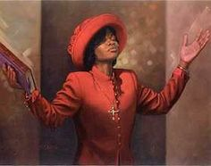 henry battle | Henry Lee Battle Art Gallery - Blessed and Highly Favored