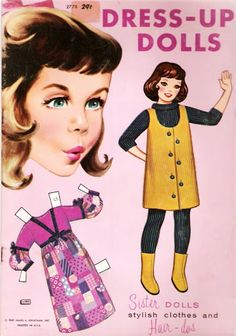 Paper Dolls~Dress-Up Dolls - Nena bonecas de papel - Picasa Web Albums