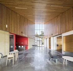 Gautier+Conquet Architectes — Médiathèque et Auditorium de Chaponost