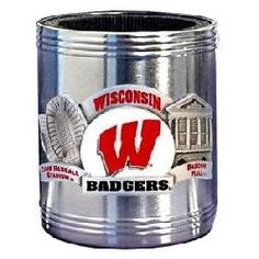 Wisconsin Badgers Can Cooler