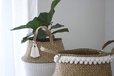 Kmart hack: 2 ways to pimp your belly basket – The Interiors Addict… – HCA DİY Home Decor Hacks, Diy Home Decor, Kmart Home, Kmart Decor, Belly Basket, Sand Crafts, Scandi Style, Handmade Home Decor, Decorating Tips