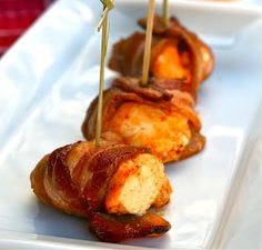 Bacon-wrapped Cherry Tomatoes | Recipe | Cherry Tomatoes, Cherries and ...