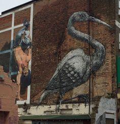 Found at Brick Lane