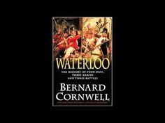 "Bernard Cornwell author 'Waterloo"" on ""Book Talk Radio"""