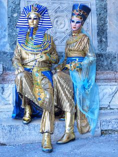 Pharaohs in Venice | Flickr - Photo Sharing!