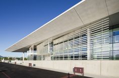 Italcementi i.lab   Architect Magazine   Richard Meier & Partners Architects, Bergamo, Italy, Laboratory, Industrial, New Construction