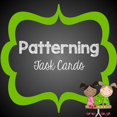 This set of 40 Patterning Task Cards reviews the concepts of pattern rules, finding the next term in a pattern, using algebraic expressions to describe patterns and graphing patterns. Whether you use this as a unit introduction, math centre, or review activity, your students will love this activity.