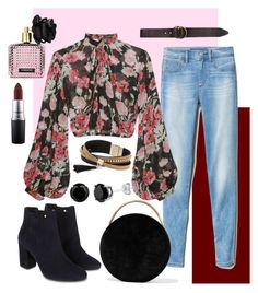 """Girly and Chic"" by pearlumberger on Polyvore featuring Gap, Monsoon, Jill Stuart, Eddie Borgo, Simons, Billabong, Victoria's Secret, MAC Cosmetics, modern and chic"