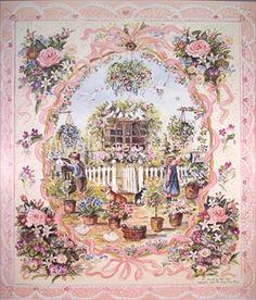 Be Mine Valentine Calendar-Tasha Tudor | Fenimore Art Museum