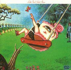 Sailin' Shoes - album cover