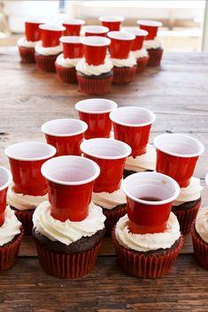 Birthday Cakes For Men, 21st Birthday Cupcakes, 21st Birthday Presents, Barbie Birthday Cake, 21st Birthday Decorations, 18th Birthday Party, Guy Birthday Gifts, 18th Birthday Present Ideas, Birthday Diy