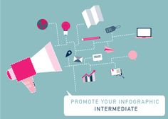 promote your infographic intermediate skills when you got more time