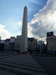 Obelisco, Buenos Aires. Diciembre 2017