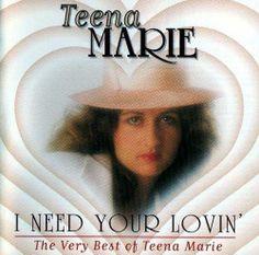 teena marie I need your lovin - Bing Images