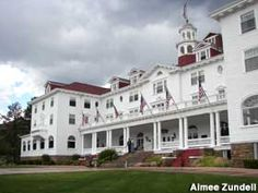 Estes Park, CO  -- Stanley Hotel.- Stephen Kings The Shining... Room 217