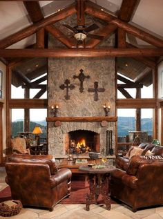 100s of Indoor Fireplaces  http://www.pinterest.com/njestates/indoor-fireplace-ideas/   Thanks To  http://www.njestates.net/ indoor fireplaces, fireplac inspir, fireplac idea