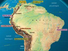 Santa Marta, Sierra Nevada, Honduras, Salvador, Guatemala, More Images, Me On A Map, Trek, Maps