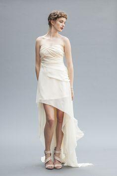 The Athena Chiffon Wedding Gowns, Wedding Dresses, Elegant Bride, Bride Look, Silk Chiffon, One Shoulder Wedding Dress, Luxury, Shots, Romantic