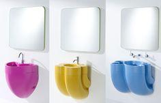 kinder waschbecken-badezimmermöbel für kinder