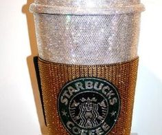 Sparkle and Starbucks!!! Need I say More!!!