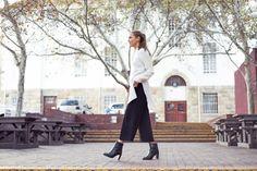Three Ways to Wear Side-Slits