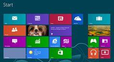 Windows 8 start menu replacement http://www.2k11.co.za/Windows_8_start_menu_replacement