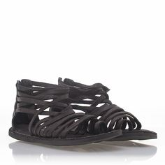 ASH - Marte Sandal Topo Leather $80