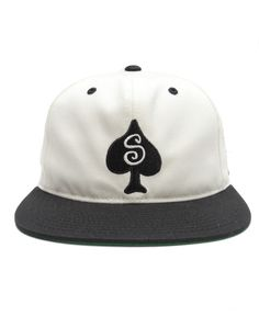 Stussy - Roots Snapback Cap (Black) 2fa467ab2784