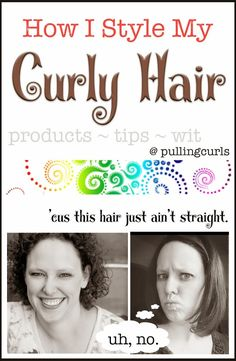 How I style my curly hair, tips I have for curly hair, products I use in curly hair.