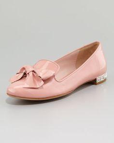 Miu Miu slipper - Neiman Marcus