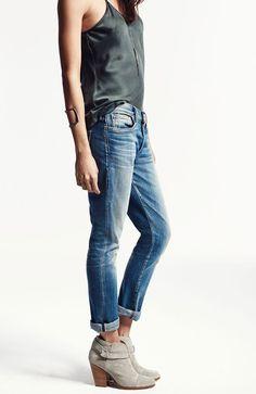 Relaxed Skinny Jeans for Women - Liv - True Religion