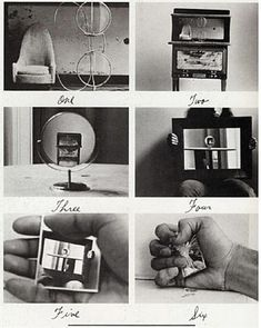 ALICE'S MIRROR by Duane Michals
