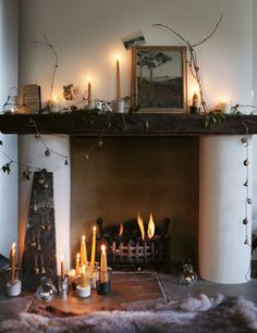 I should really check my fireplace before winter sets in.
