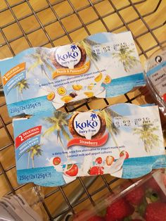 Dairy Free Product Watch July 2016 - my latest dairy free finds.