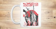 Discover Dancing Gods (Mug) Mug from Anderson Surreal Graphics only on Teespring - Free Returns and 100% Guarantee - One of the more unique designs of artist Roger...