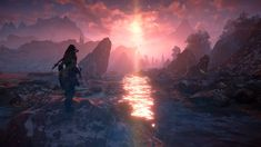 Horizon Zero Dawn 6 by gamephotography