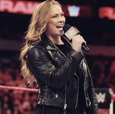 """Rowdy"" Ronda Rousey gets into an altercation with Dana Brooke three weeks before The Show of Shows. Ronda Rousey Wwe, Ronda Jean Rousey, Ronda Rousey Wallpaper, Wrestlemania 29, Tamina Snuka, Rowdy Ronda, Dana Brooke, Wwe Girls, Wwe Ladies"