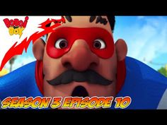 BoBoiBoy TERBARU Season 3 Episode 10: Papa Zola & Mama Zila FULL