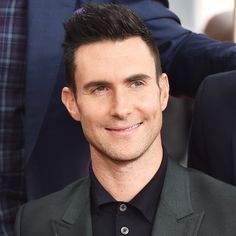 Adam Levine's Changing Looks - 2017 from InStyle.com