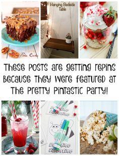 Pretty Pintastic Party #92 - The TipToe Fairy
