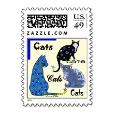 =>Sale on          	Whimsical Cats Postage Stamp           	Whimsical Cats Postage Stamp lowest price for you. In addition you can compare price with another store and read helpful reviews. BuyDiscount Deals          	Whimsical Cats Postage Stamp lowest price Fast Shipping and save your money ...Cleck Hot Deals >>> http://www.zazzle.com/whimsical_cats_postage_stamp-172206380422264341?rf=238627982471231924&zbar=1&tc=terrest