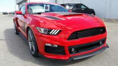 We Have Roush Performance Vehicles This Gt Is 68 305 Come On In To Mangold Ford