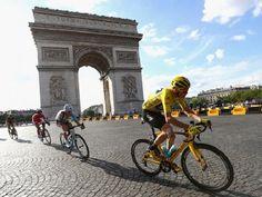 Le pagelle: poco spettacolo e gloria soprattutto per i cacciatori di tappe: vince Froome senza brillare, meglio Cavendish e Sagan, rimandati Quintana ed Aru