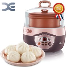 76.88$  Watch here - http://alindx.worldwells.pw/go.php?t=32755764100 - High Quality Electric Cookers Crockpots 0.8L Slow Cooker 220V Mini Casserole Cooker Electric Stoves