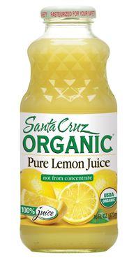 Pure Lemon Juice